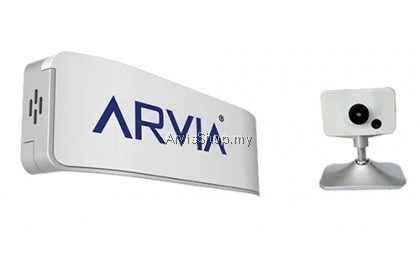 "Arvia Interactive Whiteboard ARV01 / Emitter and Sensor IWB Set / Touch Area Size Up To 120"" (Warranty 1 year)"