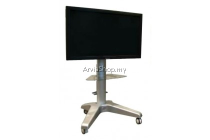 Abtus Portable TV Stand LED/LCD Mobile Stand Upto 40 inches - 65 inches - TS211-SVR