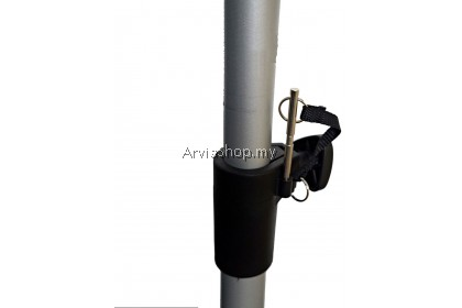 Light Weight & Portable TV Stand Tripod Legs with Cover for 32 inches - 42 inches TV - TS105-SVR
