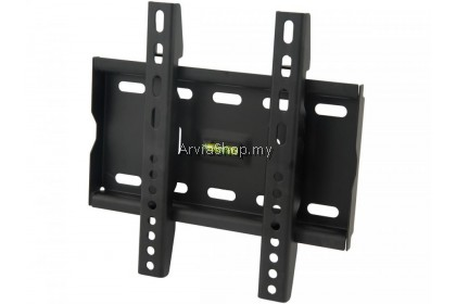 Brateck Classic Heavy-duty Fixed Wall Mounts 23~42 inches - PLB-34XS