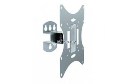 Brateck Economy Pivoting Wall Mount 23~42 inches -  LCD-501A-SVR