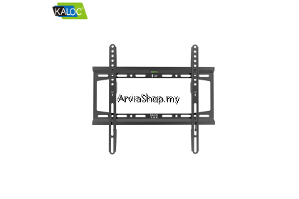 Kaloc Slim Fixed Position TV Wall Mount Bracket for 32 to 65 inch - E10