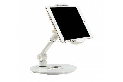 Universal Tablet Desk Stand  - IPAD203-WHT